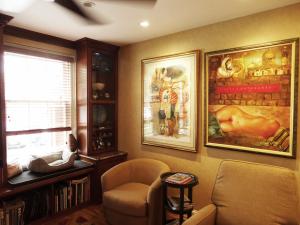 Barcroft Living Room